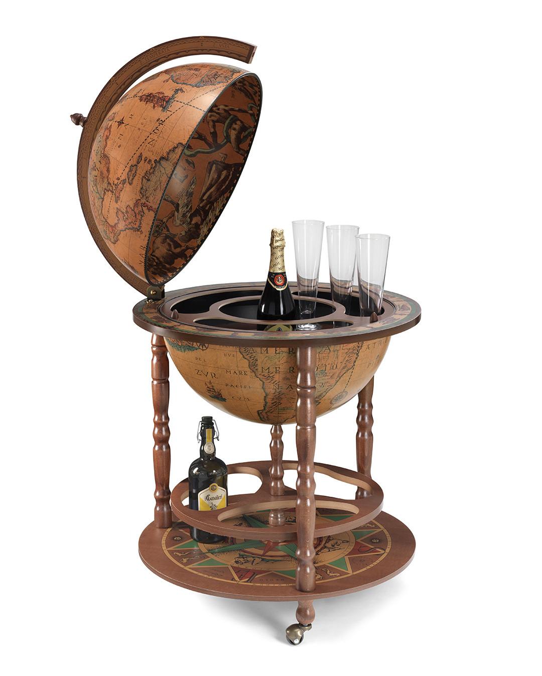 Morientez Italian Globe Bar