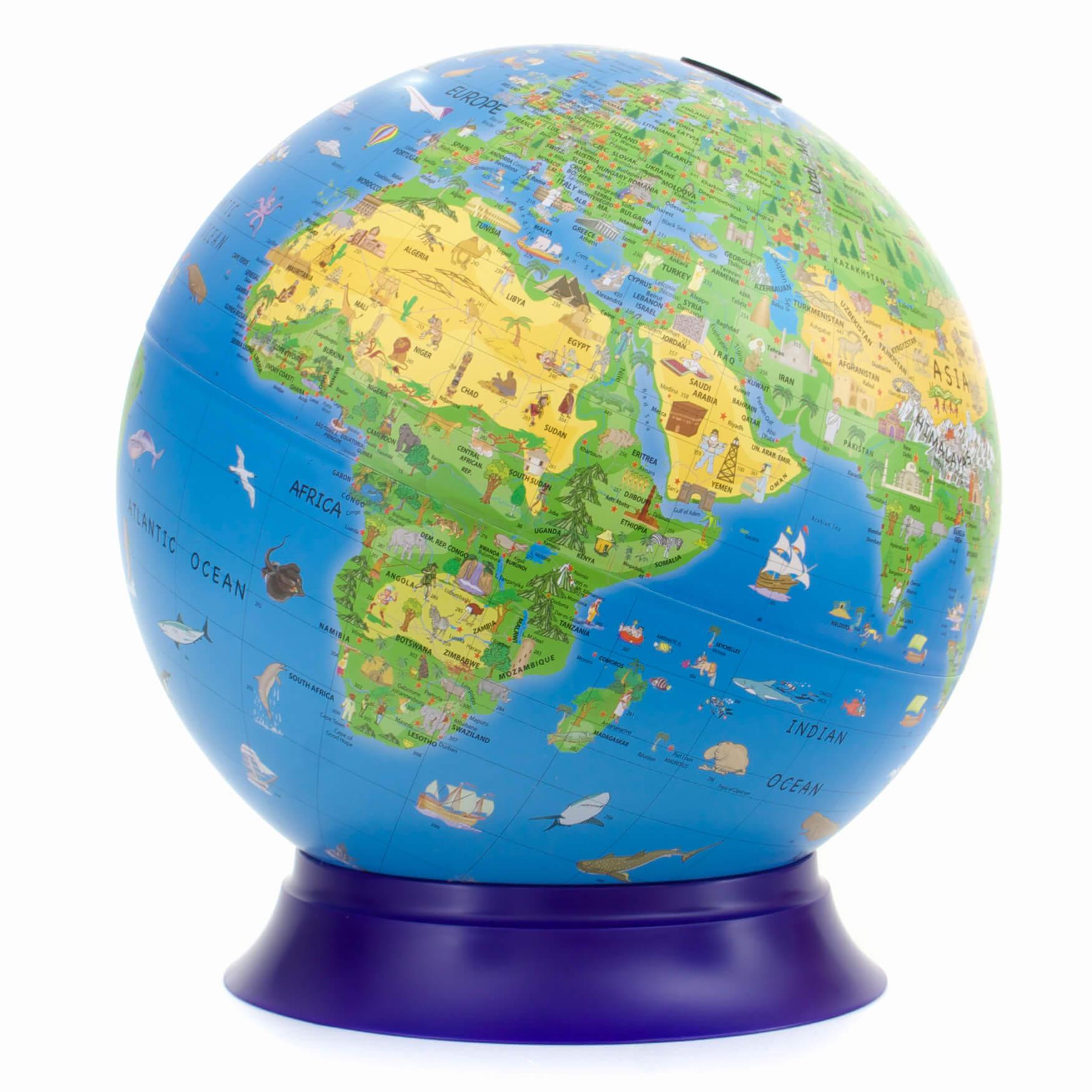 Activity Hands On Globe