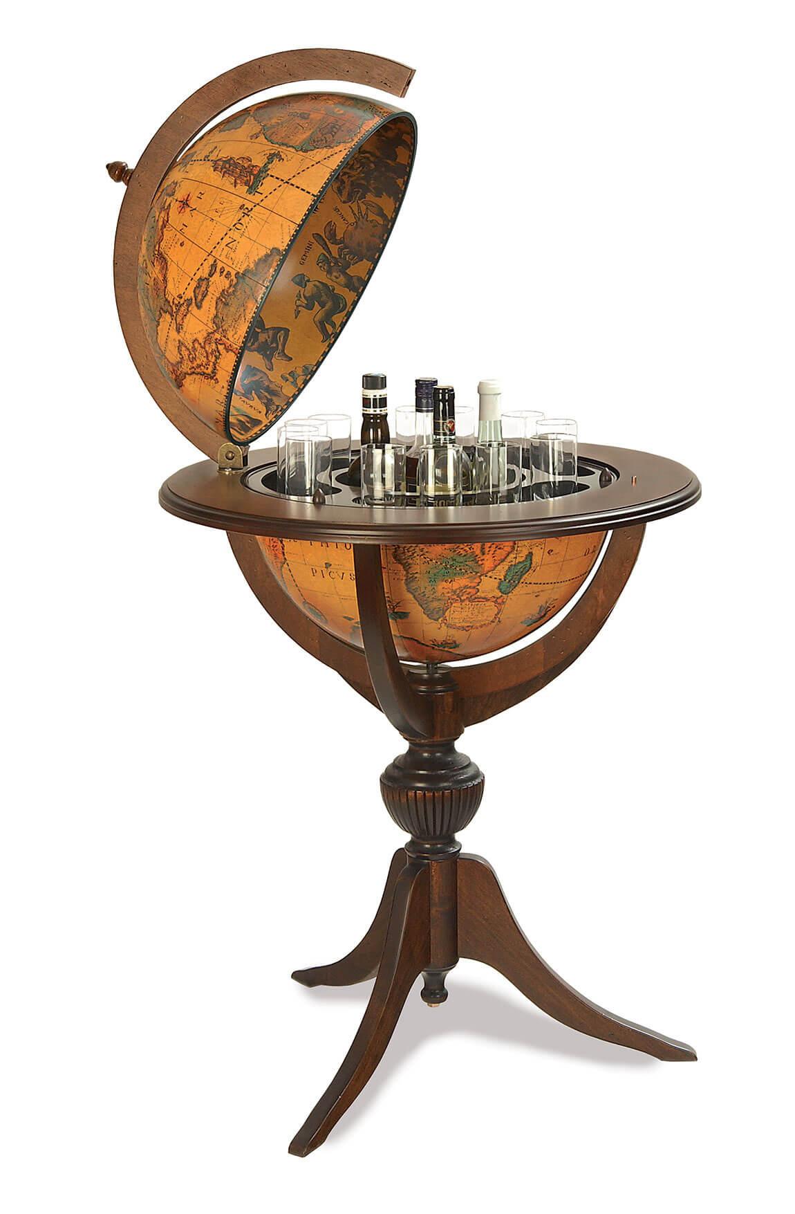 Hudson Italian Globe Bar