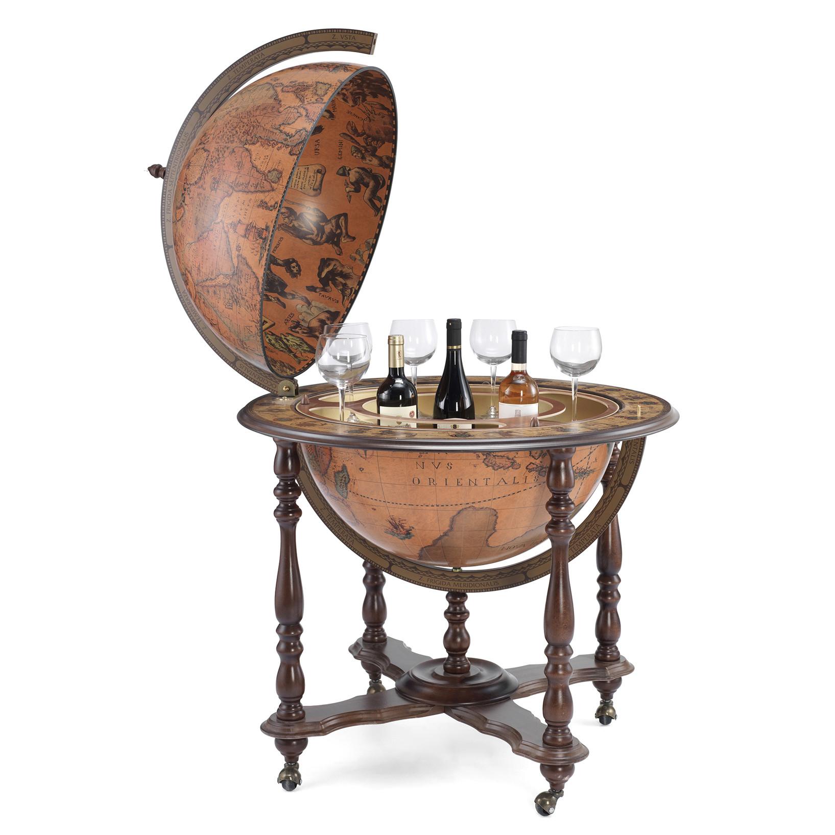 Bingham Globe Bar Made in Italy