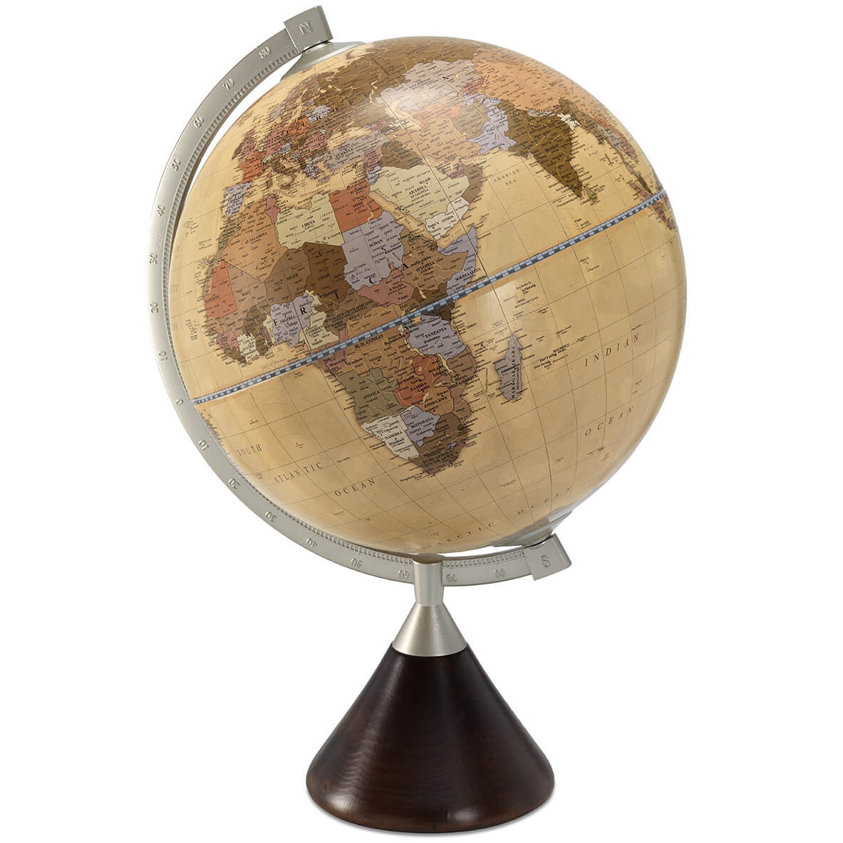 Coronelli Antique Desk Globe
