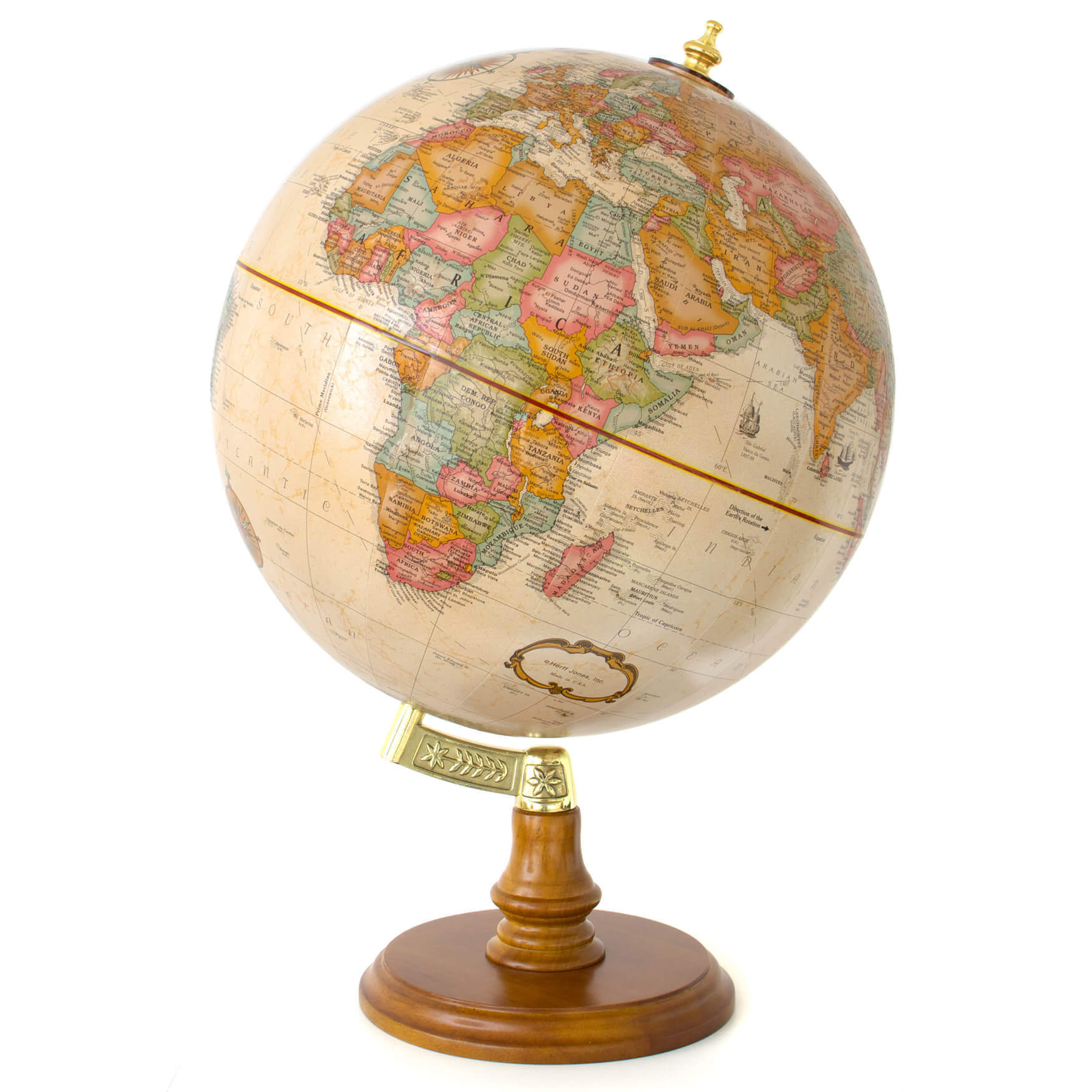 Cranbrook Globe