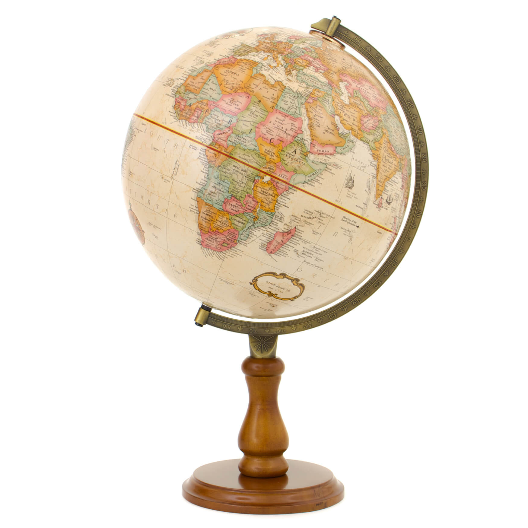 Exeter Globe