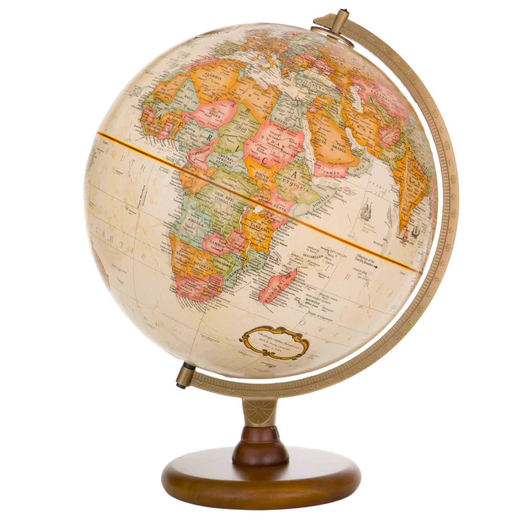 Hastings Globe *Seconds*