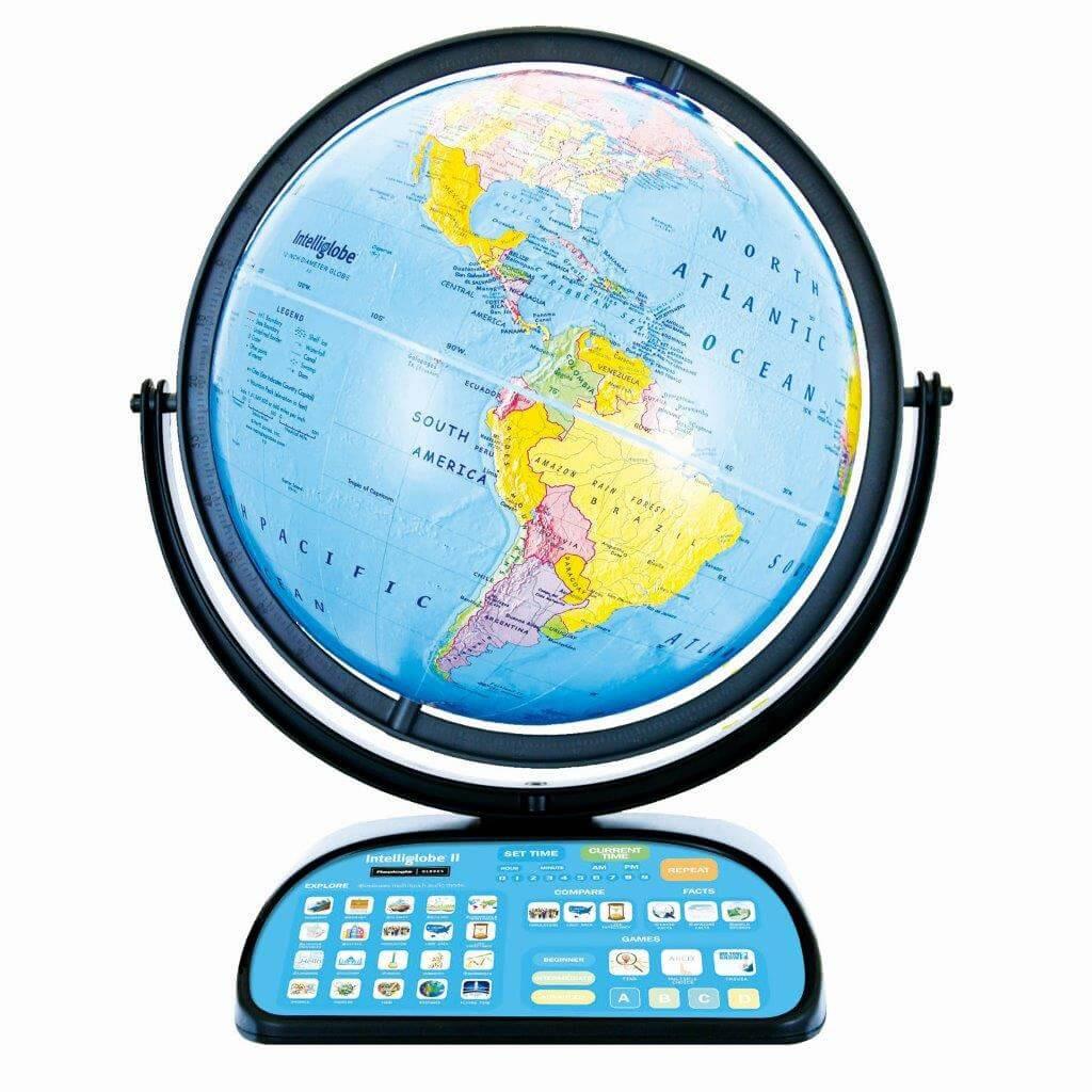 Intelliglobe II Interactive Globe