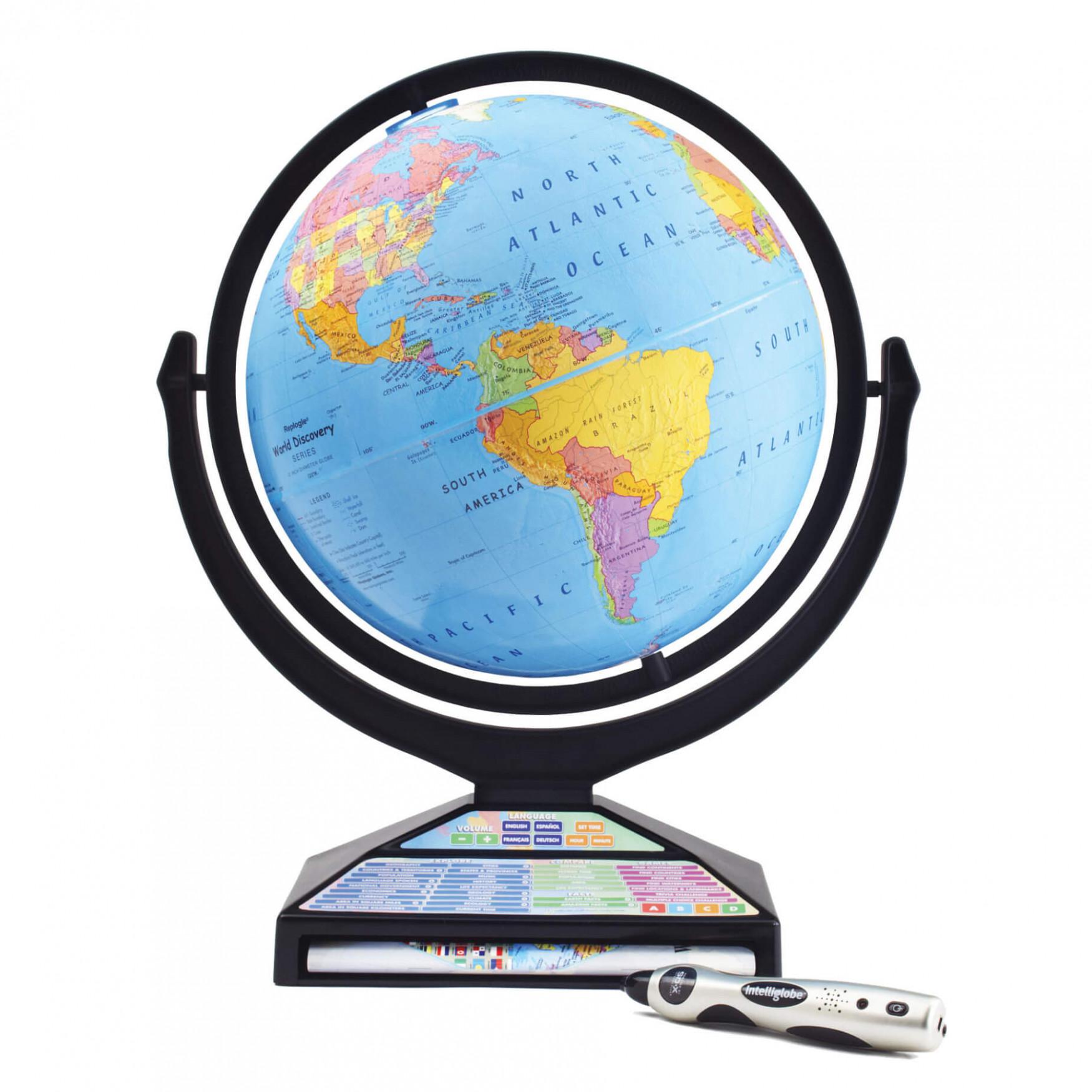 Intelliglobe Interactive Globe