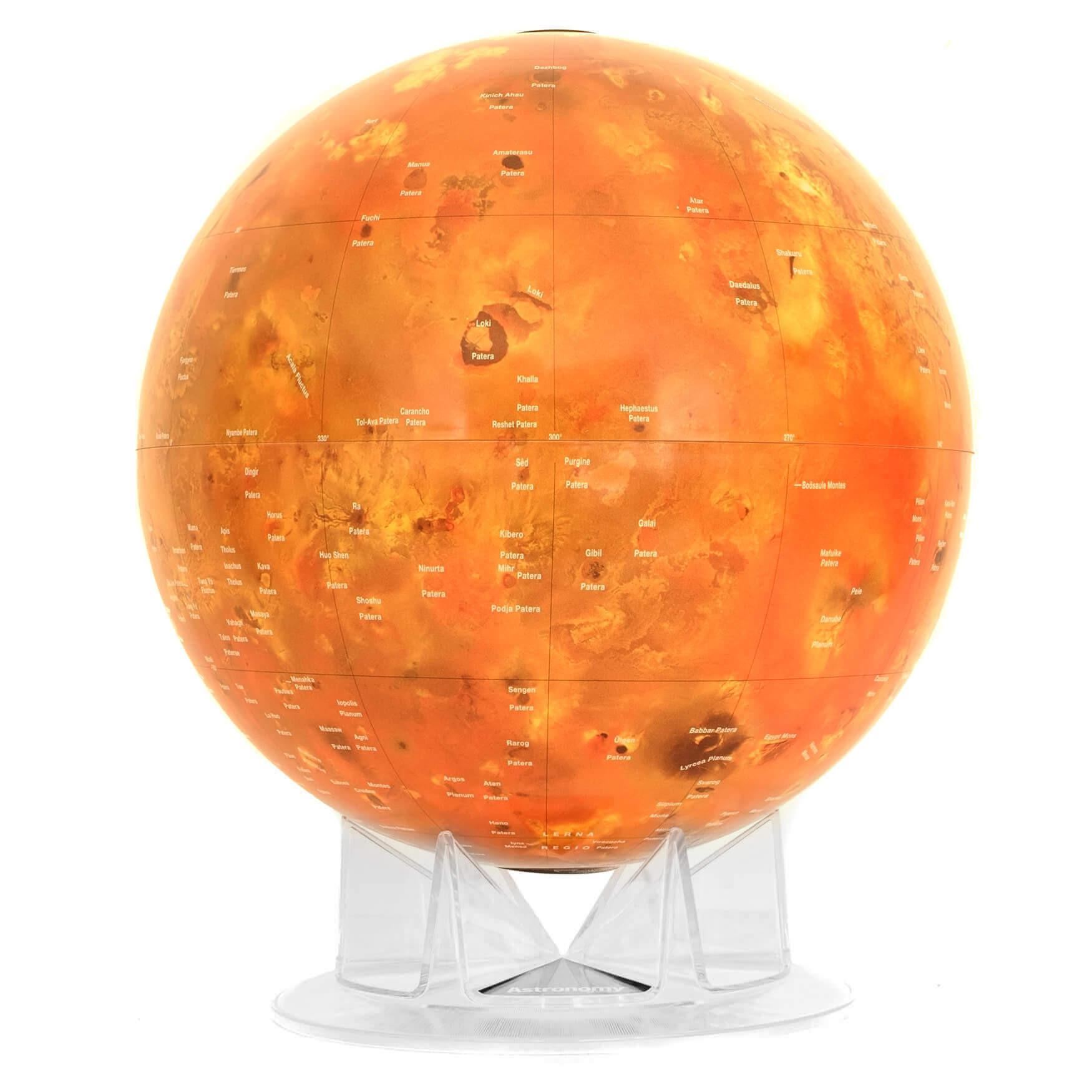 IO Astronomical Globe