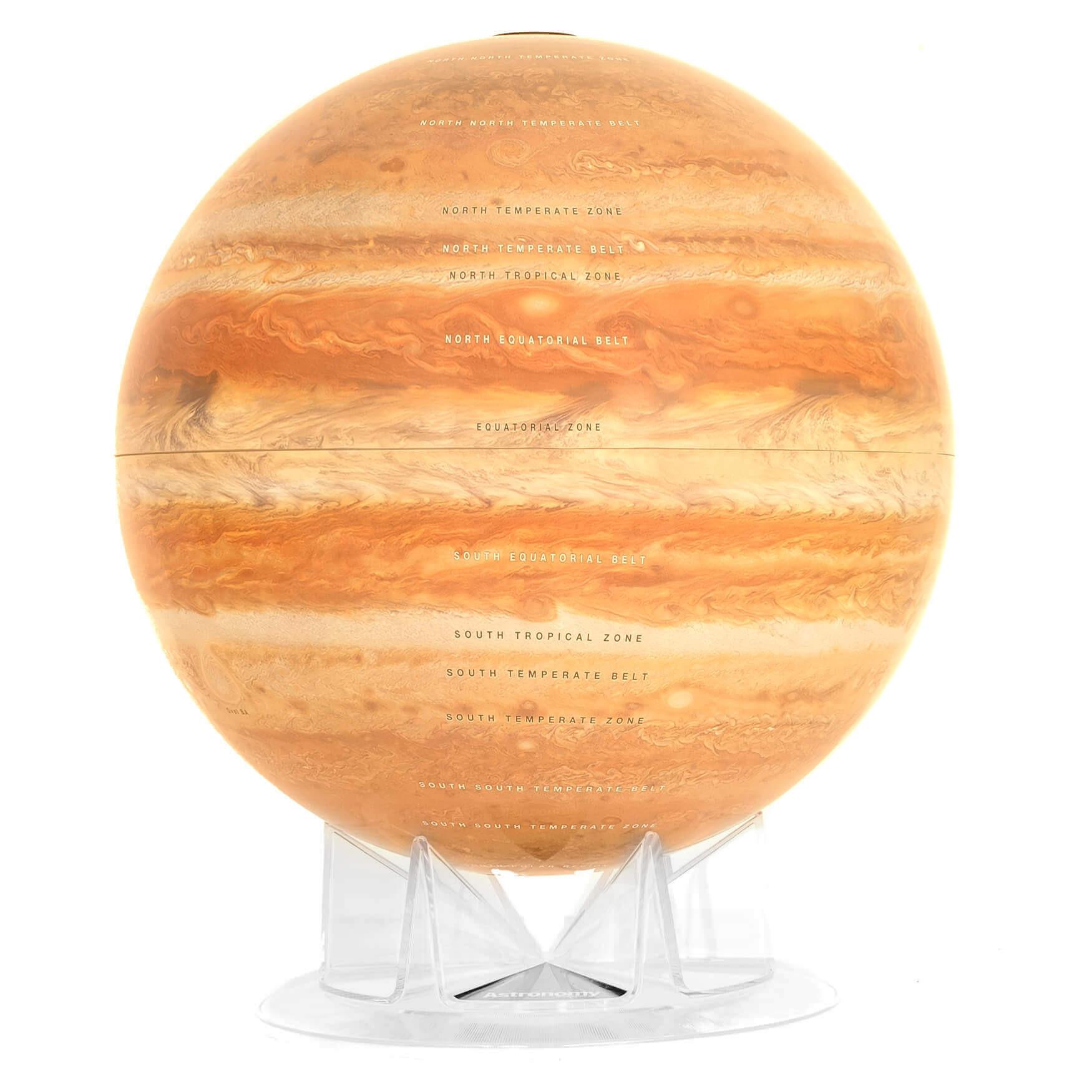 Jupiter Planet Astronomical Globe