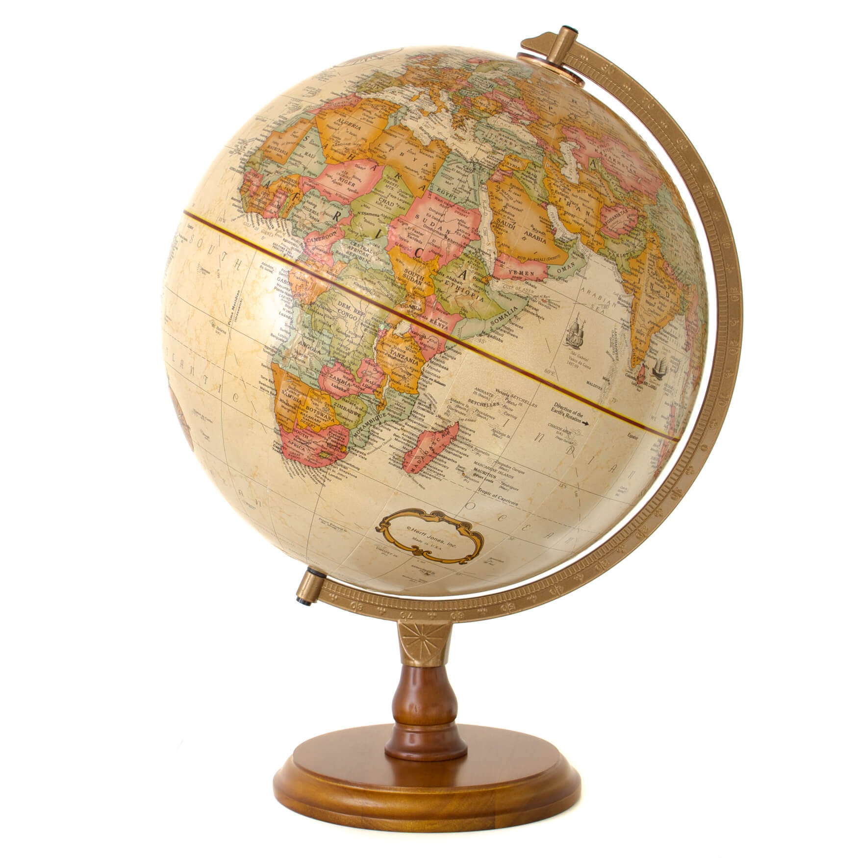 Lenox Desk Globe *Second*