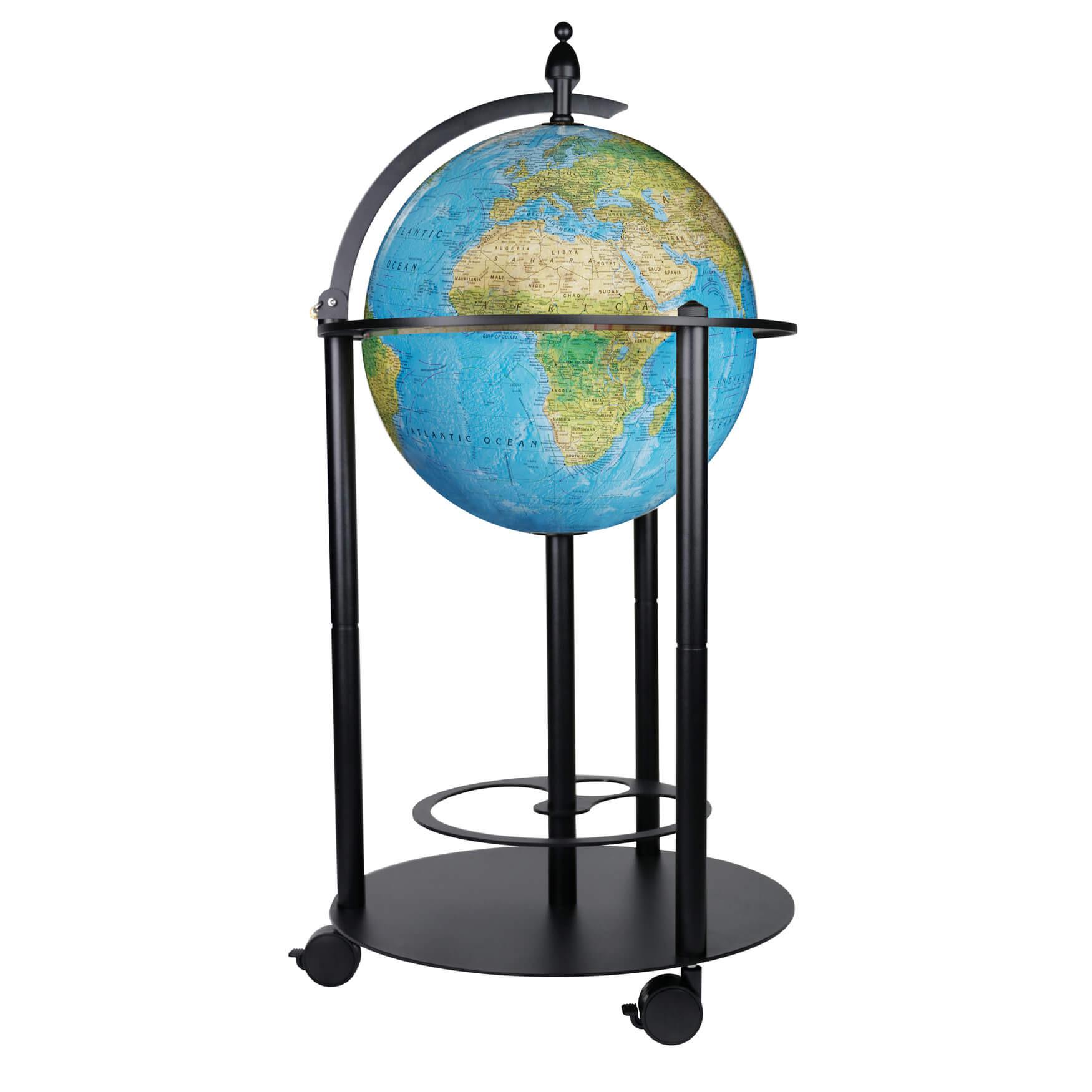 Magellan Illuminated Globe Bar