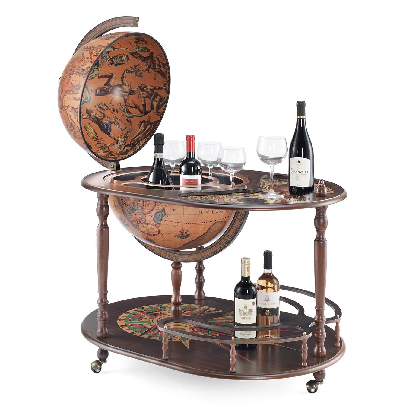 Nelson Italian Globe Bar