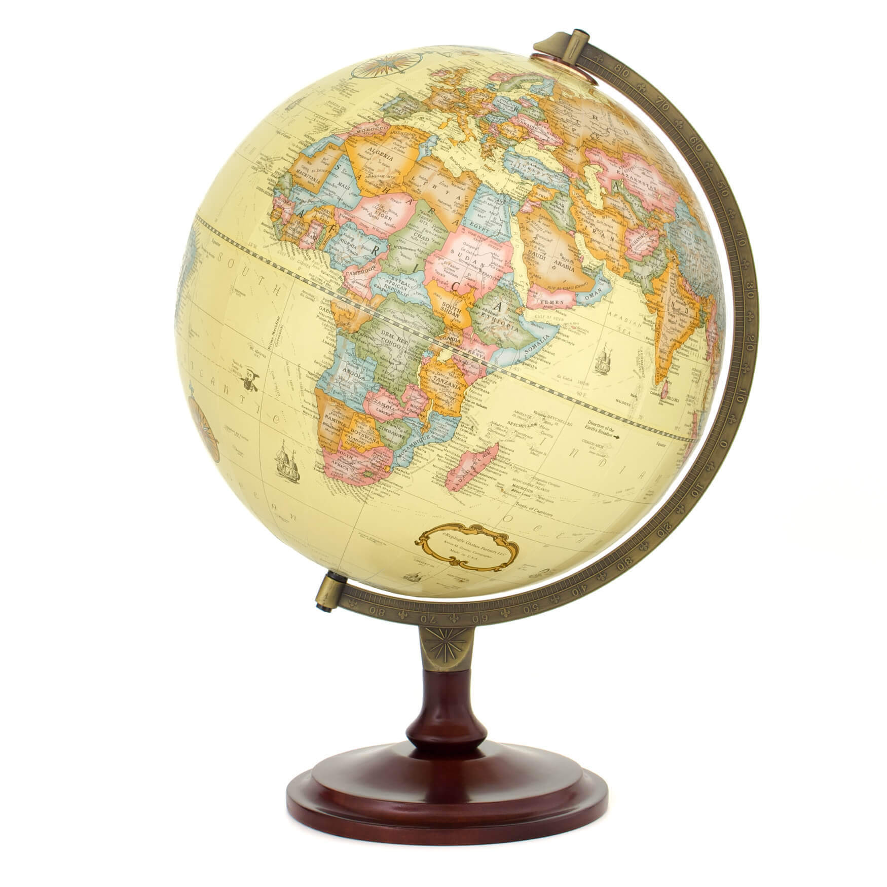 Oxford Desktop Globe *Second*