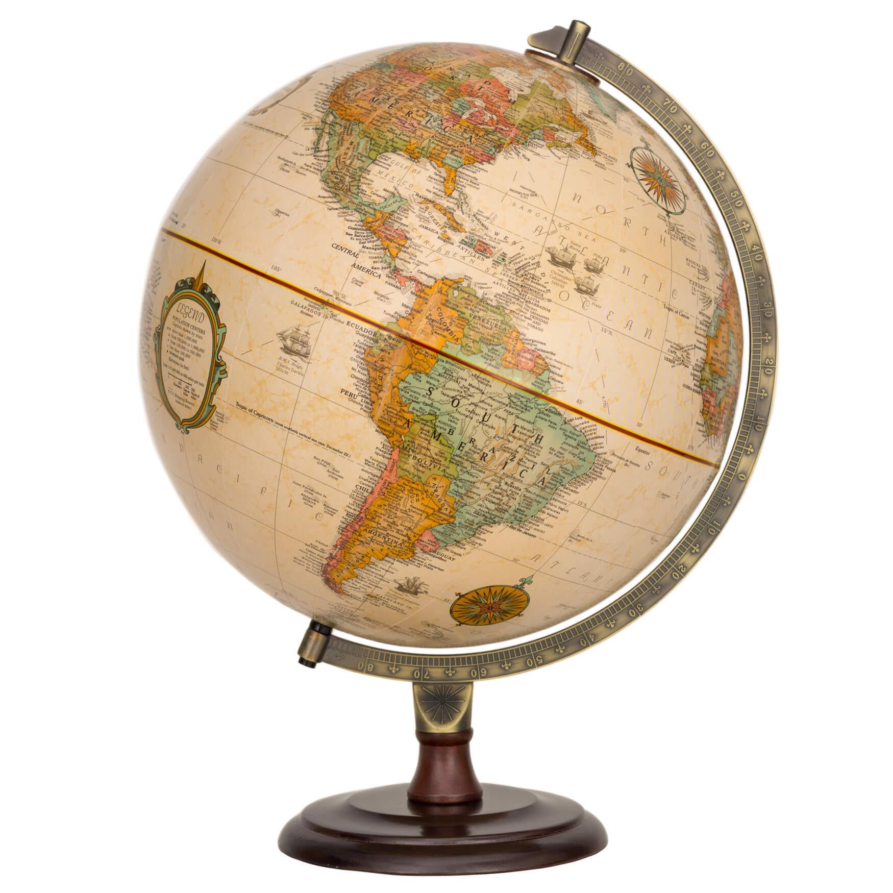 Oxford Desktop Globe