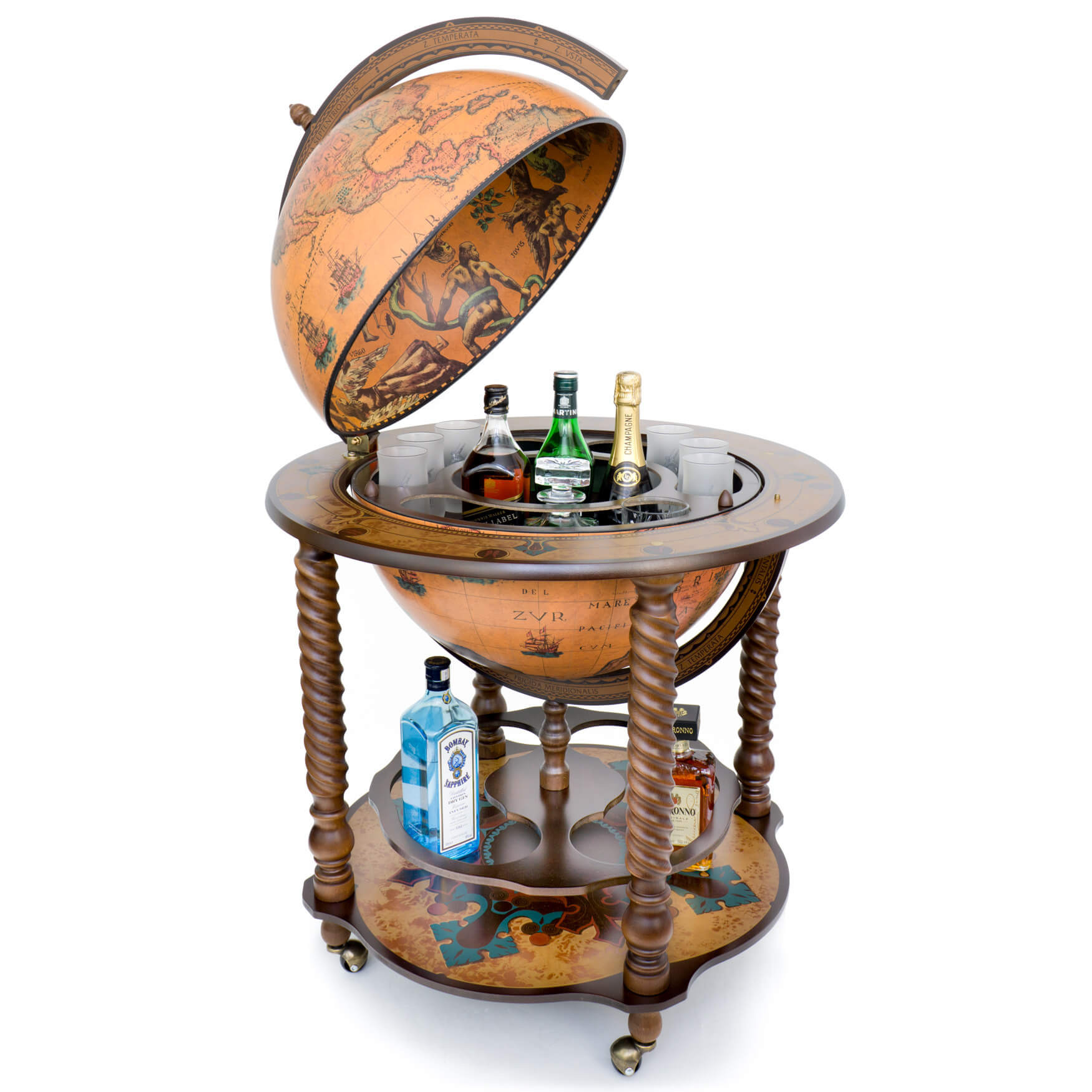 Raleigh Globe Bar Made in Italy *Ex Display*