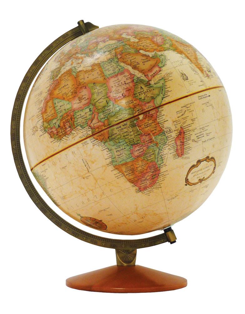 Swansea Antique Globe