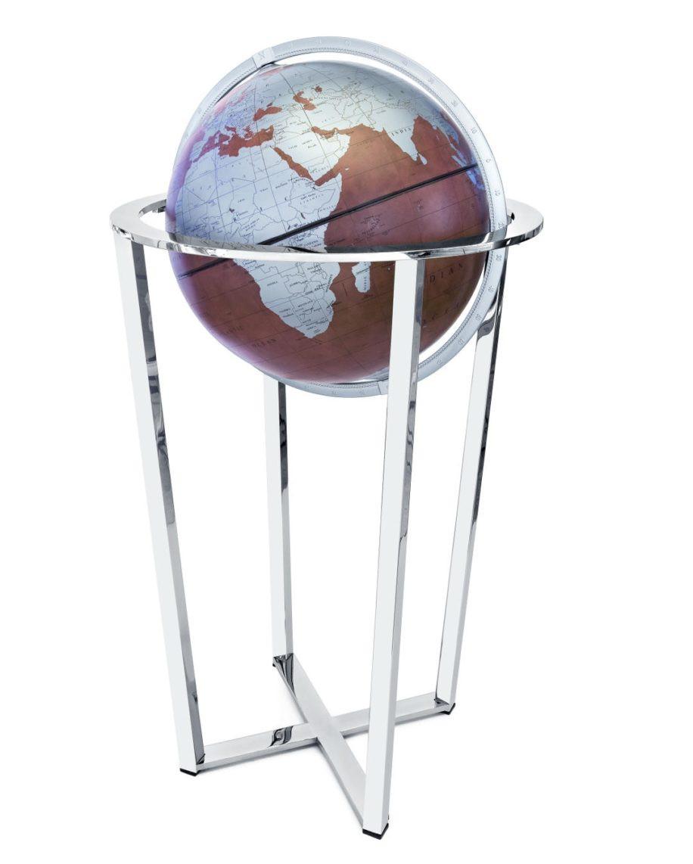 Caravaggio Floor Globe