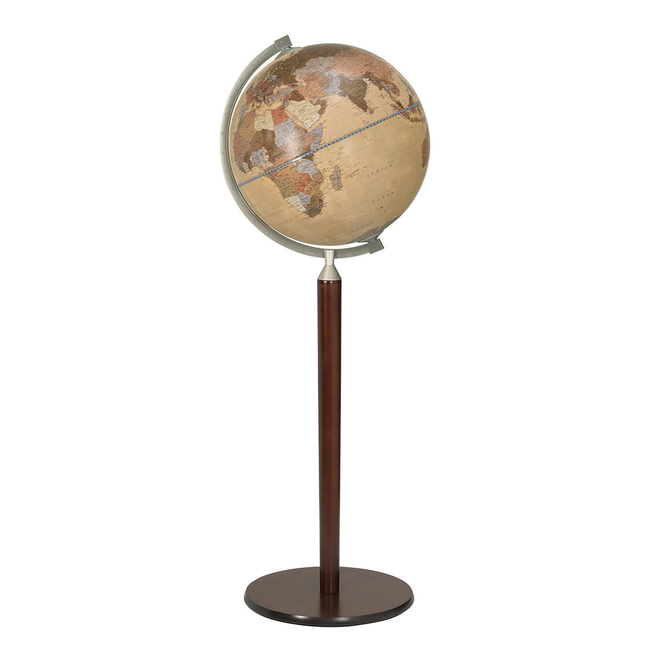 Vasco da Gama Antique Globe