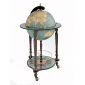 Da Vinci Blue Dust Italian Globe Bar