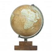 Lavenham Burr Wood 'Soft Touch' Globe