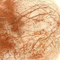 Europa Astronomical Globe