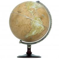 Oxford Gold 'Soft Touch' Desktop Globe