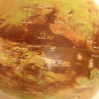 Titan Astronomical Globe