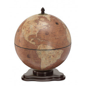 Galileo Italian Desk Globe Bar *Ex Display*