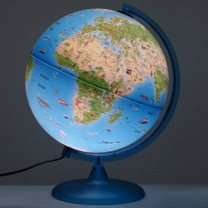 Activity Illuminated Globe