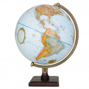 Bradley Blue Globe