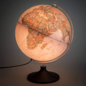 National Geographic Carbon Executive Globe