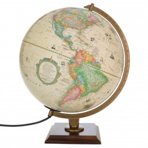 Carlyle Illuminated Globe