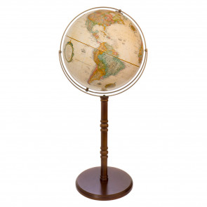 Commander II Floor/Desk Globe