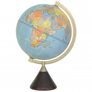 Coronelli Blue Desk Globe
