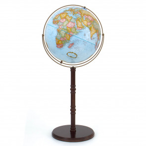 Edinburgh Floor/Desk Globe