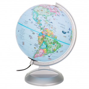 Globe 4 Kids - Illuminated