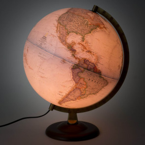 National Geographic Gold Executive Globe