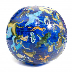 Constellations Inflatable Globe