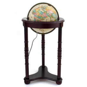 Lancaster Illuminated Globe