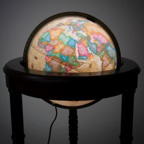 Lancaster Illuminated Globe