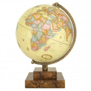 Lavenham 'Burr Wood' Globe