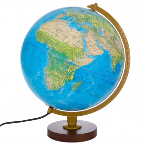Livingston Illuminated World Globe