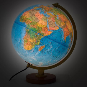 Livingston Illuminated Globe *Second*