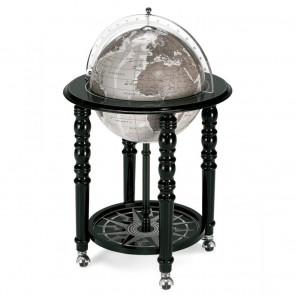 MacArthur Black Italian Globe Bar