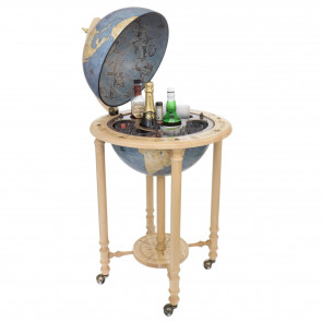 Michelangelo Italian Globe Bar
