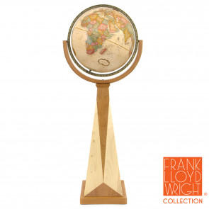 Obelisk Globe by Frank Lloyd Wright