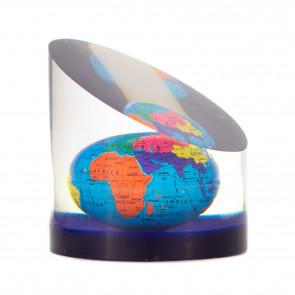 Rod Globe Paperweight