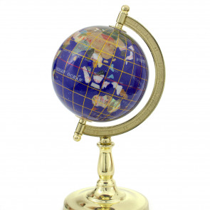 Phoebe Mini Gemstone Globe *Discontinued*