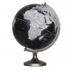 "Truro ""Soft Touch"" Desk Globe"