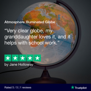 Atmosphere Illuminated Globe