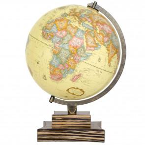 Lavenham 'Zebrano Wood' Globe